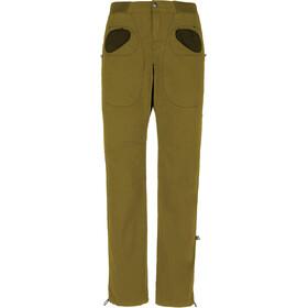 E9 Rondo Slim Pantaloni lunghi Uomo verde